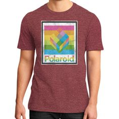 Polaroid Cube Limited Edition District T-Shirt