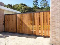 Home Door Design, Door Gate Design, Garage Door Design, Small House Design, Wall Design, Garage Doors, Tor Design, Privacy Fence Designs, Diy Barn Door