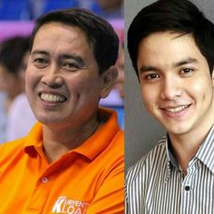 Meralco's coach Ramil vs Alden. Who has deeper dimples? by #philippinesuperliga http://ift.tt/1MUbu1H