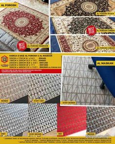 Other for sale, RM460 in Klang, Selangor, Malaysia. Take the first step to decor your home by Rugs    RUGS -The perfect way to add a layer of comfort,