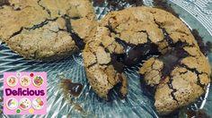 Homemade Lava Cake Recipe - How to make lava cake - Molten Chocolate lava cookie recipe - Delicious. Homemade Lava Cake Recipe - How to make lava cake - Molten Chocolate Cake lava cookie recipe - Delicious Full recipe & ingredients: . How To Make Lava, Lava Cookies, Lava Cake Recipes, Molten Chocolate, Delicious Cookie Recipes, Birthday Cake, Cake Baking, Homemade, Cooking Food