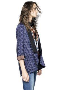 SISLEY - summer jacket / blazer