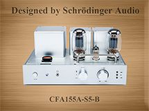 KT88 Tubes, Class A, Single Ended Audio Amplifier