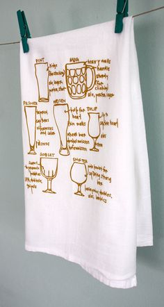 Gift idea - tea towel