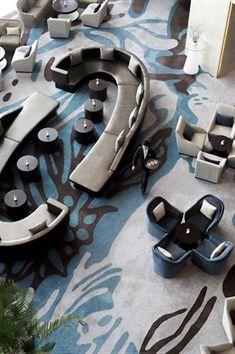 MODERN HOTEL DECOR |Hotel Deal Checker - Pullman Shanghai South | bocadolobo.com | #luxuryhotels #besthotels