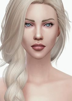 Sims 4 CC's - The Best: Skin by Ms Blue
