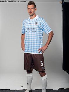 1860 Munich 12/13 uhlsport Oktoberfest football Shirt