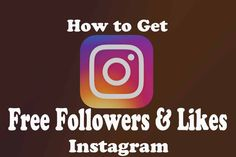 Apk Instagram, Free Followers On Instagram, Real Followers, Insta Followers, Ig Hack, How To Get, Hacks, Hack Tool, Tik Tok