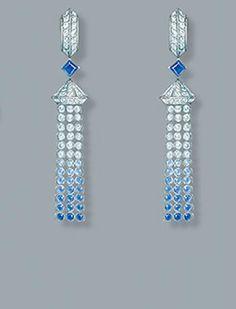 Boucheron. Trésor de Perse Ispahan Earrings.
