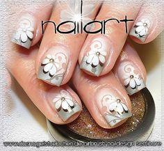 Die 143 Besten Bilder Von Airbrush Nails Airbrush Nails