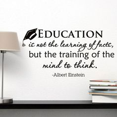 Education Is Not The Learning Of Facts Quote - Education Is Not The Learning Of Facts Quote