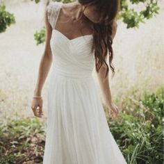Wedding dress <3. With different sleeves