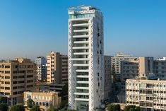 White Walls | Architect Magazine | Ateliers Jean Nouvel, Nicosia, Cyprus, Multifamily, Office, Retail, Office Projects
