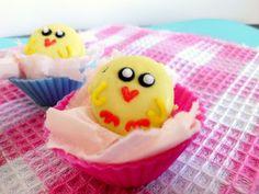 Easter Oreo Chicks   Pink Recipe Box