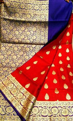 Marathi Bride, Bengali Bride, Silk Saree Kanchipuram, Silk Sarees, Bridal Wedding Dresses, Saree Wedding, Traditional Sarees, Traditional Design, Reception Sarees