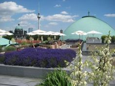 Relax in a 5th-floor rooftop terrace with spectacular views of central Berlin…*****Hotel de Rome - Rocco Forte