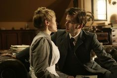 Tenth Doctor and Nurse Joan Redfern. One of my favorite episodes EVER.