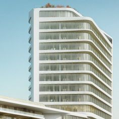 Dutch office UNStudio has won a competition to design a residential and office complex in the German city of Munich.