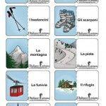 free italian flashcards