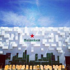 Opener Festival 2014 in Poland, open your city zone - Heineken City - design and production Horeca Group | Horeca Events