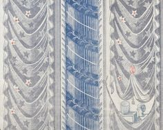 The wallpaper designs of Edward Bawden. — Inexpensive Progress — Medium