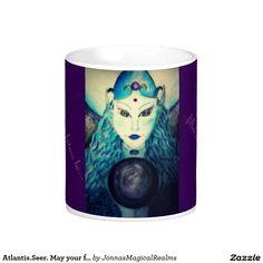 Atlantis.Seer. May your future be..Mug Classic White Coffee Mug