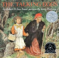 Many folktales from the old South came from African and/or Caribbean origins....