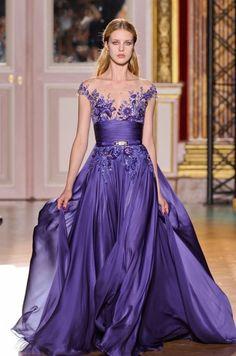 Zuhair Murad Couture Fashion Fall/Winter 2012/2013