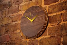Edge Cardboard Clocks | British Design | Eco Design