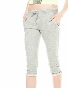 Bershka Turkey -BSK velour trousers