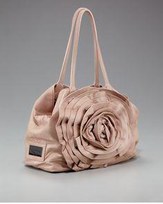 Valentino Napa Petale Tote, Medium Valentino Purse, Designer Handbags, Leather Backpack, Purses And Bags, Gym Bag, My Favorite Things, Backpacks, Medium, Hand Bags