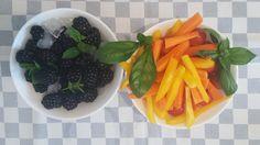 More carote e peperoni