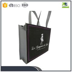 Folding Shopping Bag Brands Laminated Pp Non Woven Shopping Bag Tote Bag Folding Shopping Bags, Non Woven Bags, Bags Sewing, China, Tote Bag, Stuff To Buy, Totes, Porcelain, Tote Bags