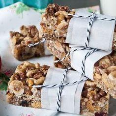 Sweets Recipes, Diet Recipes, Cooking Recipes, Healthy Recipes, Desserts, Recipies, Oat Bars, Granola Bars, Banana Cupcakes