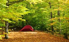 Great links to New England Camping