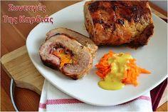 My Recipes, Baked Potato, Pork, Meat, Baking, Ethnic Recipes, Blog, Kale Stir Fry, Bakken