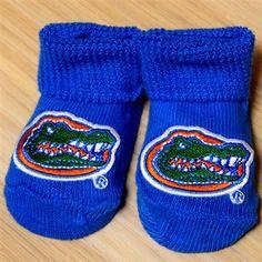 Florida Baby Gift Box Booties