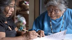 Who Speaks Wukchumni?  This short documentary profiles the last fluent speaker of Wukchumni, a Native American language, and her creation of a comprehensive dictionary.