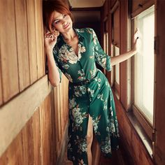 The Eva Mendes Pia Shirtdress.