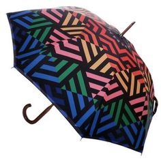 David David #Geometric Walking #Umbrella