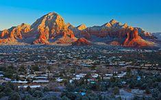 America's Most Romantic Winter Destinations: Canyon Villa