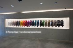 Duvetica Milano Shop / Tadao Ando