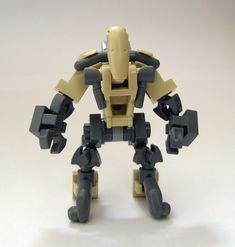 Tank Droid lego driod mod
