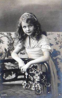 Edwardian Era Vintage photo