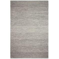 Metro Handwoven Cotton Grey Outdoor Rug