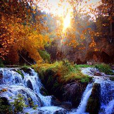 Spearfish Canyon, South Dakota, Rocky Mountains, Waterfall, Places To Visit, Waterfalls