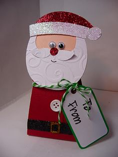 Amy's Crafting Space: Christmas Containers & Robin's Creative Cottage Link Up Party Christmas Cards To Make, Christmas Paper, Christmas Love, Xmas Cards, Christmas Projects, Christmas Holidays, Scrapbook Paper Crafts, Scrapbooking, Art Plastique
