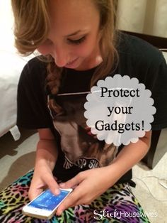 #ad #SIMPLRPLAN #giveaway Protect your Gadgets! You will wish you had this when you get that cracked screen!