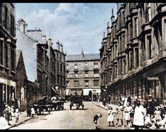 Glasgow City, Destruction, Street View, Victorian