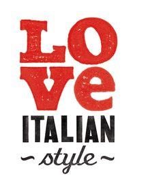 italians love best